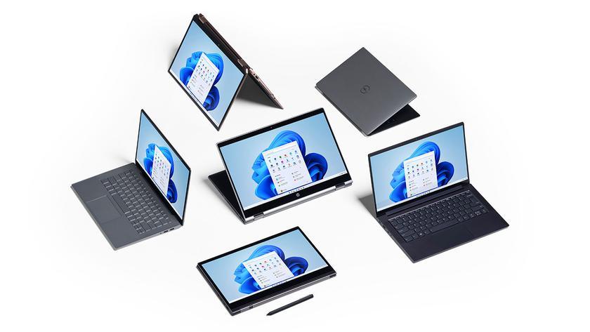 Какие ноутбуки и компьютеры Dell, HP, Asus и Acer обновятся до Windows 11