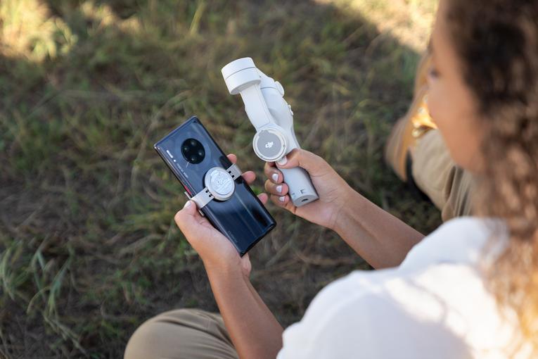 Что нового в стабилизаторе для смартфонов DJI OM4 (Osmo Mobile 4)?-3