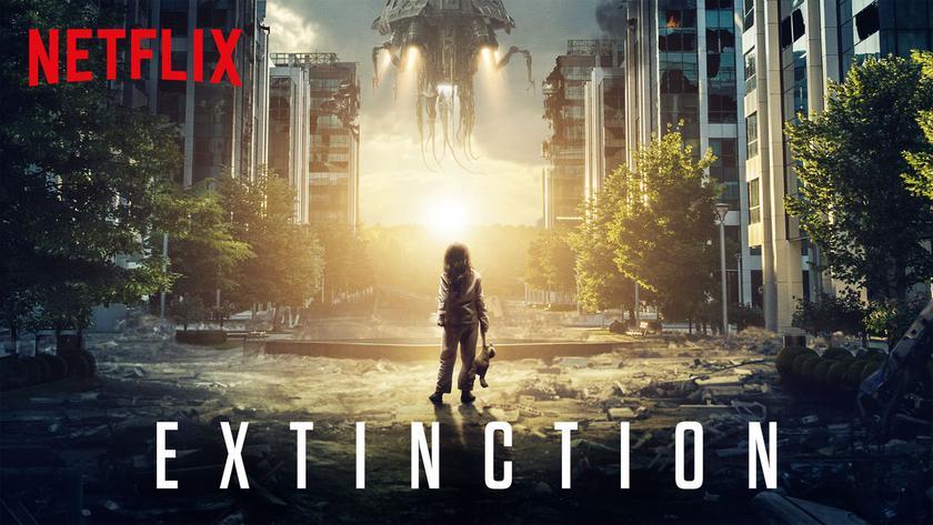 Netflix показала первый трейлер фантастического триллера «Закат цивили