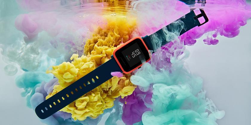 Amazfit Bip S: недорогие смарт-часы с датчиком ЧСС, GPS и автономностью до 40 дней