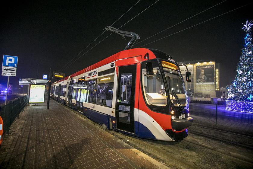 В Польше тестируют первый беспилотный трамвай