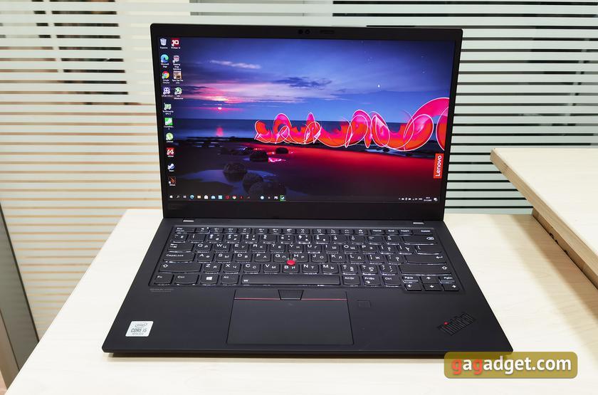 Обзор Lenovo ThinkPad X1 Carbon 8th Gen: нестареющая бизнес-классика-4