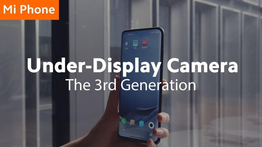 Xiaomi уже готова к запуску производства смартфонов с подэкранной камерой