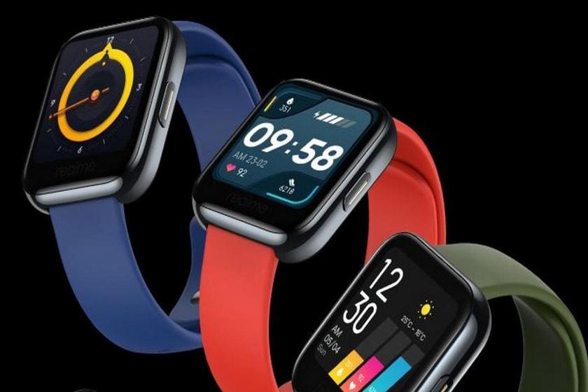 Realme готовит новые модели смарт-часов Watch 2 и Watch 2 Pro