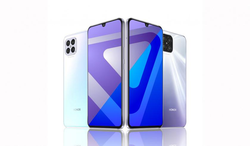 Honor Play 5: 5G-смартфон с чипом MediaTek Dimensity 800U, 66 Вт быстрой зарядкой и квадрокамерой за $320