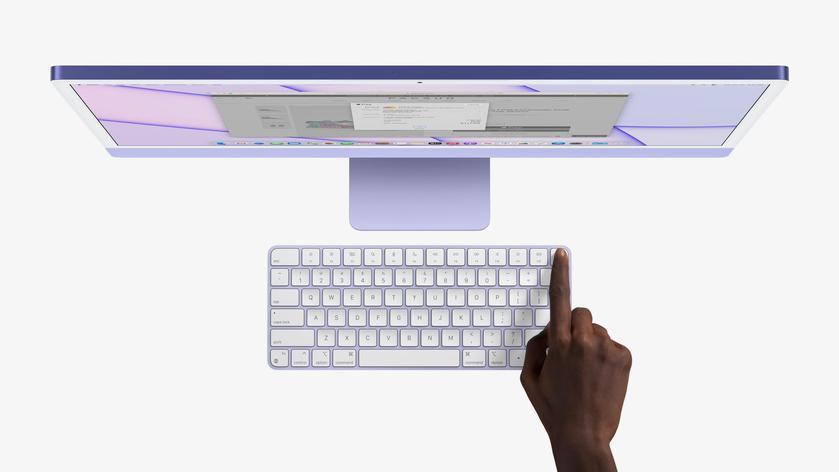 Apple начала продавать клавиатуру Magic Keyboard со встроенным Touch ID за $149
