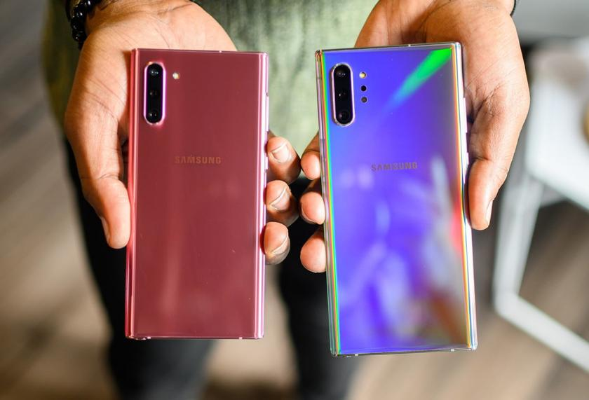 Samsung анонсировал вторую бета-версию Android 10 с оболочкой One UI 2.0 для Galaxy Note 10 и Galaxy Note 10+