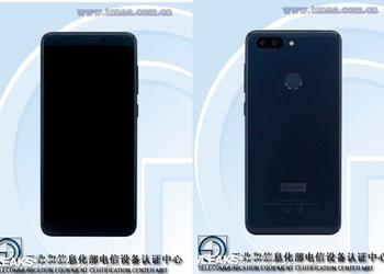 In the TENAA appeared budget Lenovo K350 with a dual camera