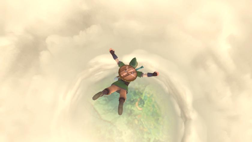 The Legend ofZelda: Skyward Sword выпустят для Nintendo Switch спарой важных улучшений