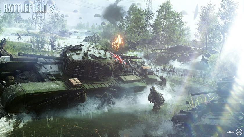 Electronic Arts анонсировала второй альфа-тест Battlefield 5