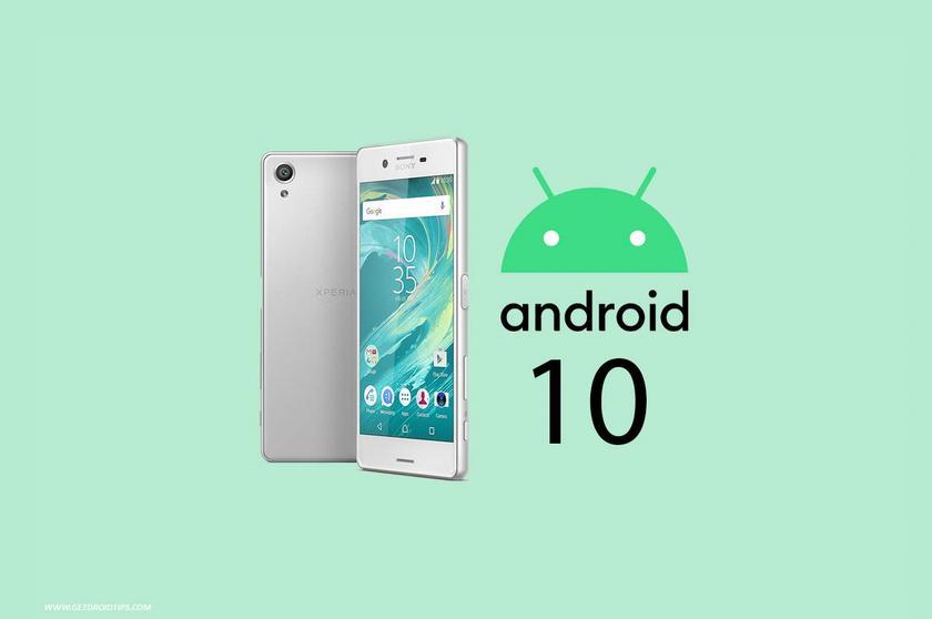 Sony наконец-то рассказала когда смартфоны Xperia обновятся до Android 10