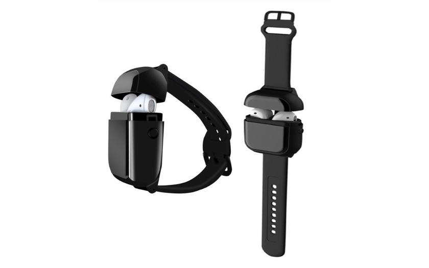 Arwin A01: TWS-наушники с зарядным чехлом для ношения на руке