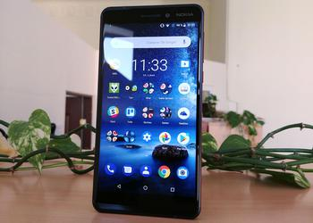 Review of Nokia 6.1 (2018): stylish and inexpensive
