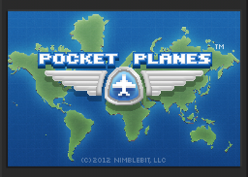 Игры для iPad: Pocket Planes