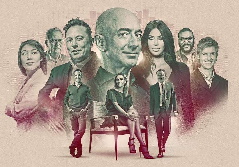 С 31 места на 2: Илон Маск стал вторым самым богатым человеком планеты в ежегодном рейтинге Forbes