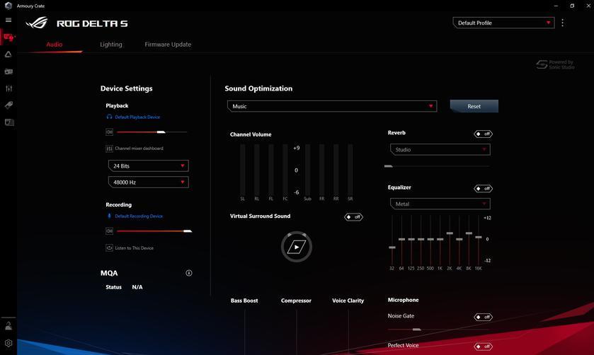 Обзор ASUS ROG Delta S: универсальная геймерская гарнитура с Hi-Res звуком и шумоподавлением-25