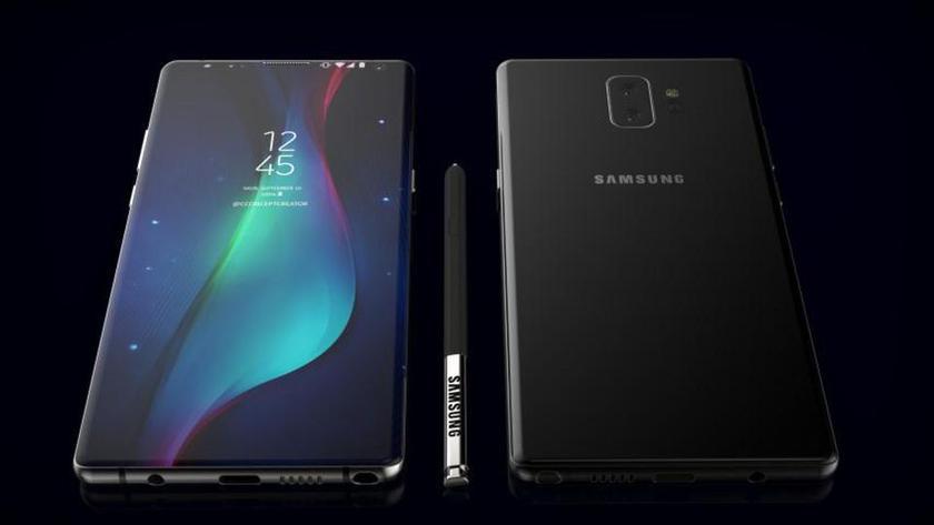 Глава Samsung решил переделать Galaxy Note 9, поэтому выйдет смартфон на несколько недель позже