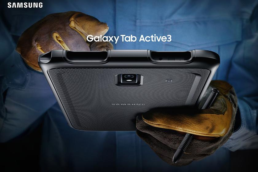 Samsung Galaxy Tab Active 3: 8-дюймовый дисплей, чип Exynos 9810, защита MIL-STD-810H и батарея на 5050 мАч