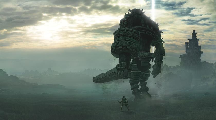 Создатель Shadow ofthe Colossus снова дразнит фанатов тизером своей новой игры