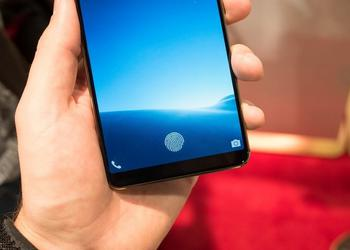 Vivo X21: Another smartphone with a fingerprint scanner under the screen