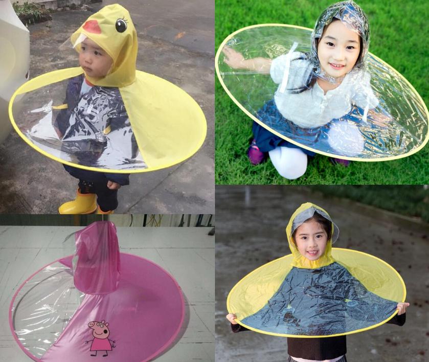 Зонтик-шапка