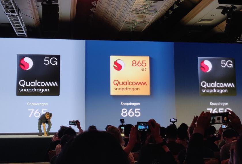 Snapdragon 865 и Snapdragon 765/765G: новые процессоры Qualcomm с интегрированными модемами 5G