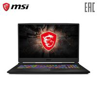 "Ноутбук MSI GL75 9SCK-011RU Coffeelake i5-9300H/8GB/512GB SSD/17.3"" FHD, IPS 120Hz /GTX 1650 4GB/Win 10 /Black(9S7-17E412-011)"