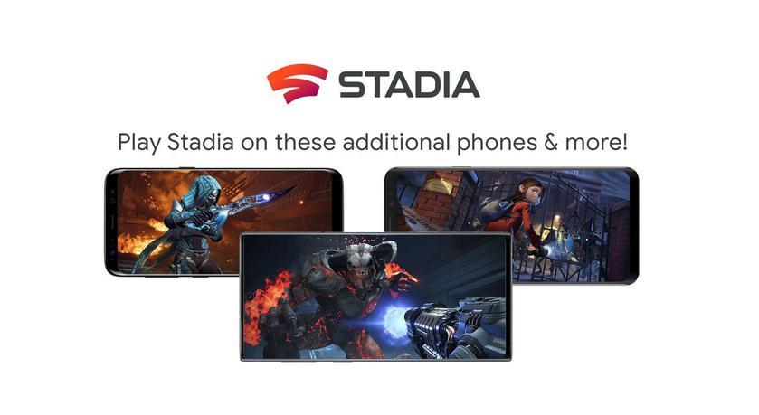 Теперь не только Pixel: смартфоны Samsung, ASUS и Razer получили поддержку облачного игрового сервиса Google Stadia