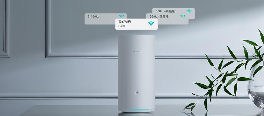 Huawei A2: первый в мире роутер с NFC за $57