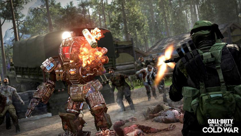Back toUSSR— секса нет, зато есть зомби итемные порталы наУрал: геймплей режима Outbreak для Black Ops Cold War