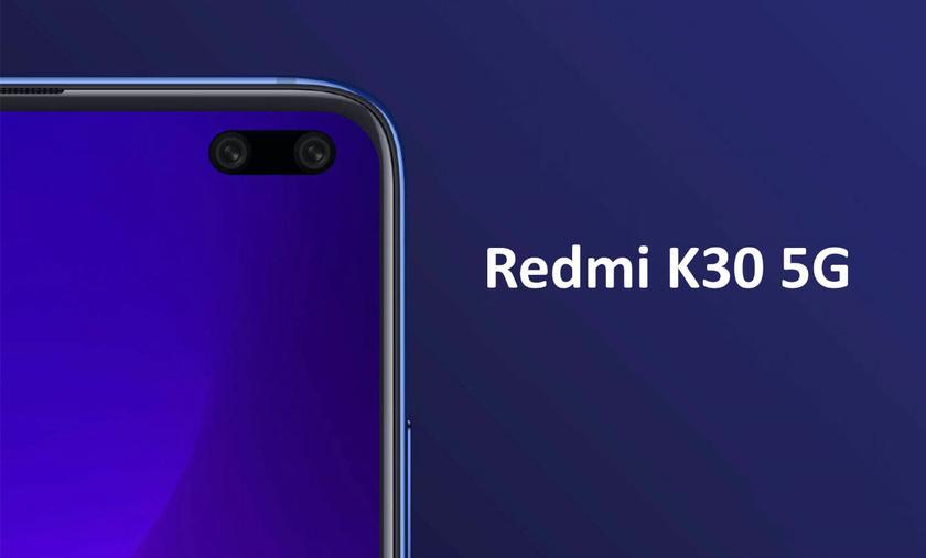 Инсайдер: Redmi K30 получит чип Qualcomm Snapdragon 735 и квадро-камеру с главным сенсором на 64 Мп
