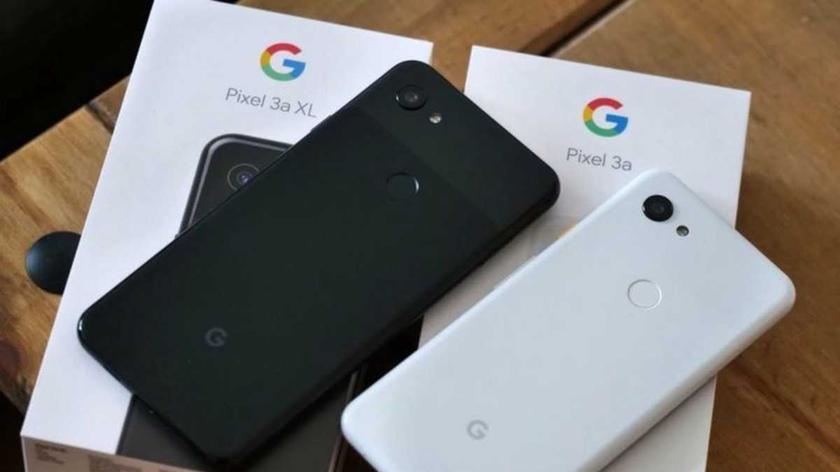 Google удвоил продажи смартфонов благодаря Pixel 3a и Pixel 3a XL