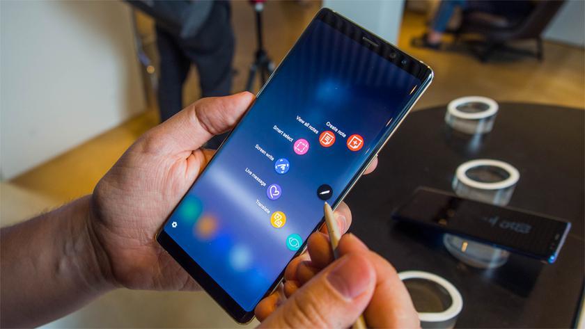 Samsung обещает выпустить 5G-смартфон в первой половине 2019 года. Apple пасет задних