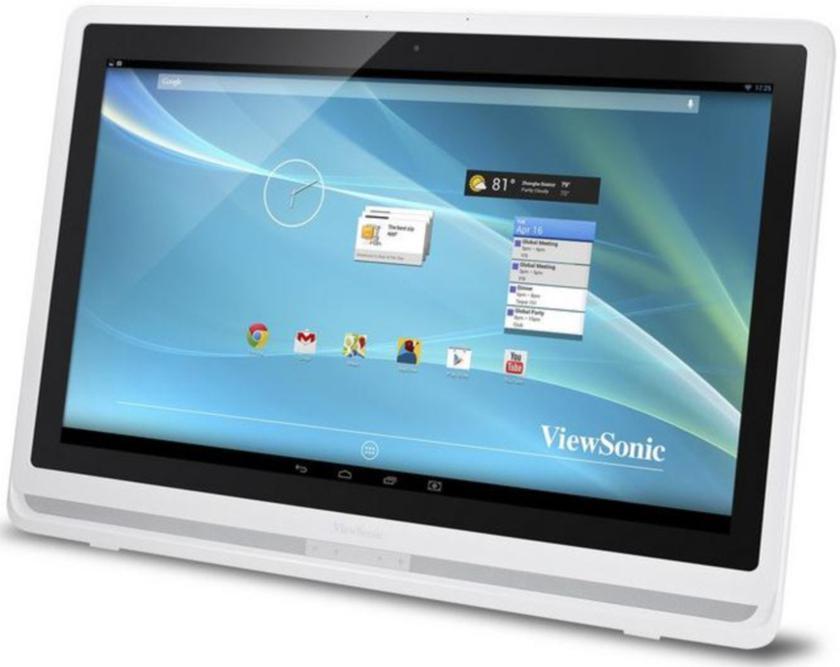 Смарт-дисплей ViewSonic VSD241 поступает в продажу