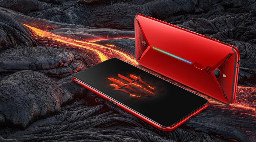 Следующий игровой смартфон Nubia Red Magic получит экран с частотой обновления 144 Гц
