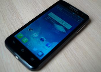 Обзор Alcatel One Touch X'Pop