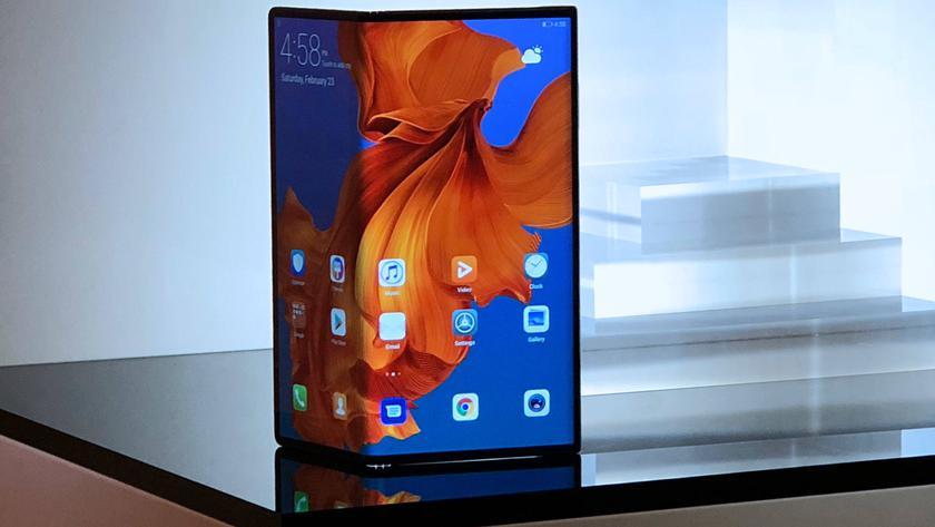 Huawei опять переносит выход складного смартфона Mate X