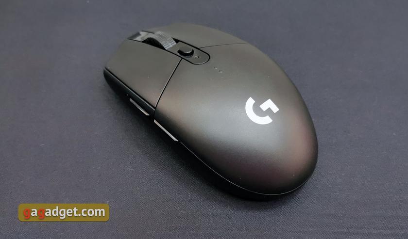 Обзор Logitech G305 Lightspeed: беспроводная игровая мышь с отличным сенсором-4