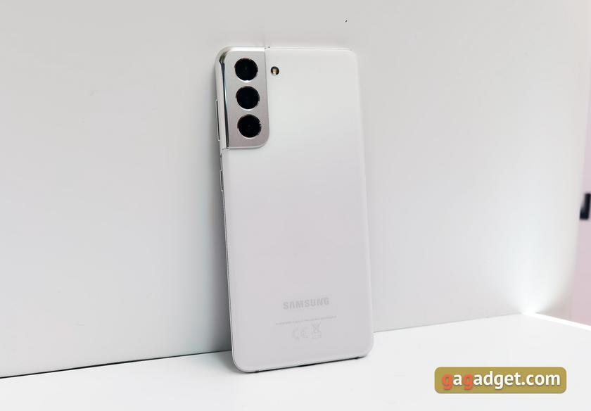 Флагманская линейка Samsung Galaxy S21 и наушники Galaxy Buds Pro своими глазами-22