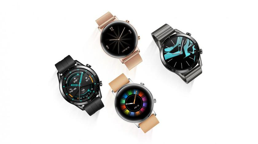 В Украине стартовали продажи «умных» часов Huawei Watch GT 2 — теперь и в версии 42 мм
