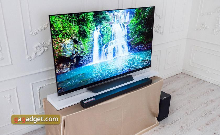 Обзор LG OLED65E8PLA: OLED-телевизор с максимальным набором новых технологий