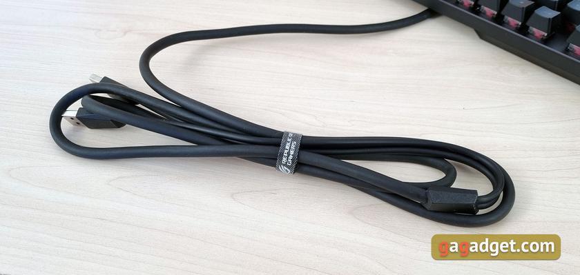 Обзор ASUS ROG Strix Scope RX: оптико-механическая геймерская клавиатура с влагозащитой-18
