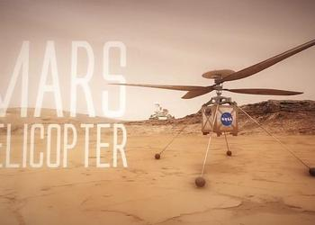 In 2020, NASA will send to Mars the first drone-helicopter