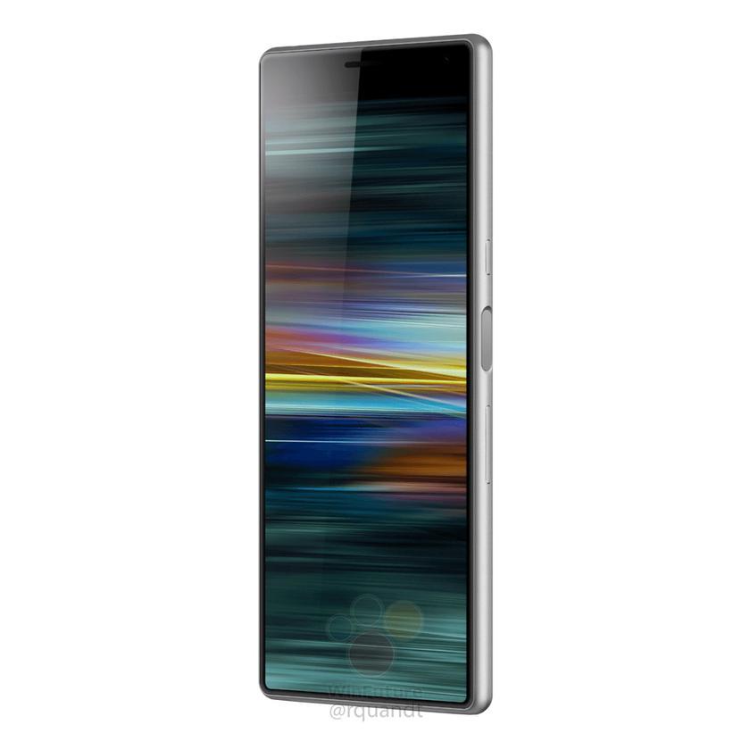 Вот так выглядит Sony Xperia XA3 (Ultra) с экраном 21:9 и двойной камерой-2