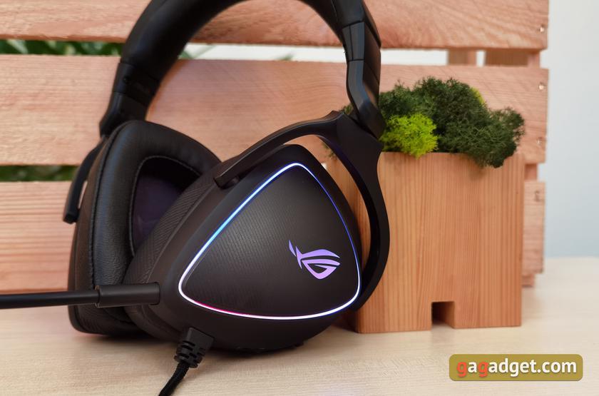 Обзор ASUS ROG Delta S: универсальная геймерская гарнитура с Hi-Res звуком и шумоподавлением-9