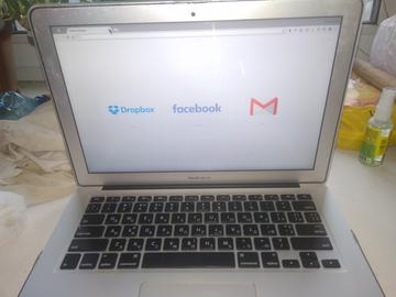 "Ноутбук Macbook Air 13"" late 2014"