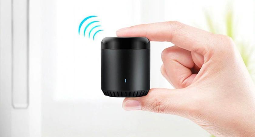 BroadLink BestCon RM4C Mini: универсальный пульт дистанционного управления с поддержкой голосовых помощников Google и Amazon