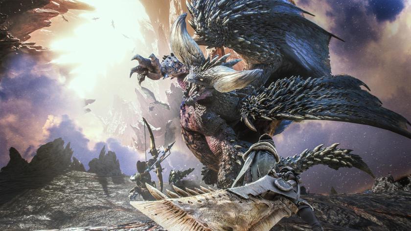 Monster Hunter: World получит бесплатную версию для консолей иPC