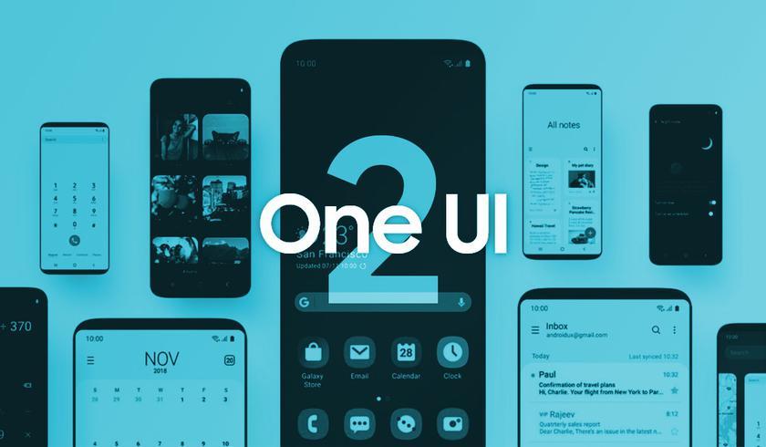 Смартфоны Samsung Galaxy A30 и Galaxy A50s получили Android 10 с OneUI 2.0