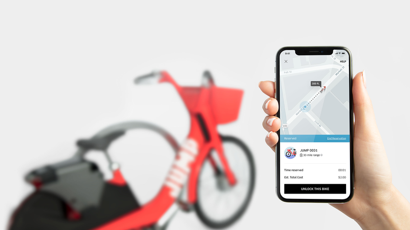 Uber will develop a bicycle rental market